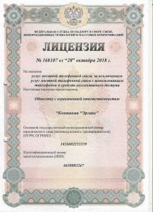 Лицензия10